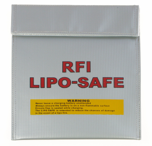LiPo Fireproof Charging Sack - Small