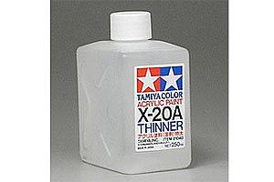 81040 X-20A Thinners 250ml