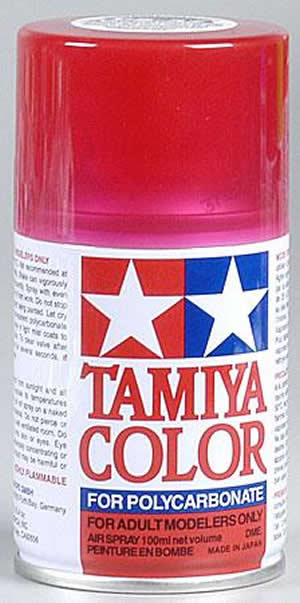 Tamiya (PS) Spray -Polycarbonate
