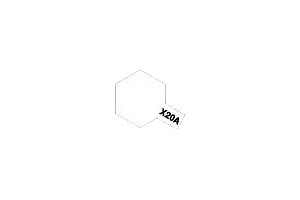 81520 - X-20A Thinners 10ml