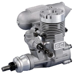 SC Engines - SC25A Aero RC ABC Engine (MKII)