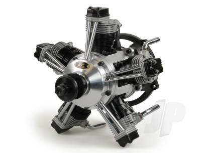 SC Engines - SC400 64cc 5 Cylinder Radial Engine