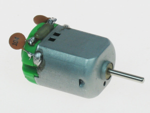 130 Motor (42mm LONG - 2mm SHAFT)