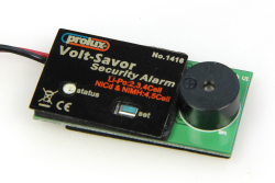 Lipo Low Voltage Alarm 2-4s