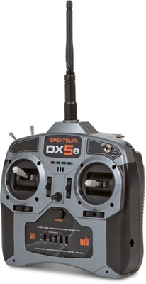 Spektrum - DX5e 5ch 2.4Ghz Tx and Rx